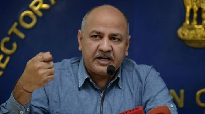 Refusal to give additional cocaine vaccine to Delhi: Sisodia