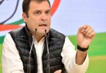 Farmers are Satyagrahi, will take their right: Rahul Gandhi