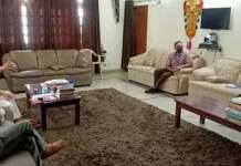 WCD Minister Rajendra Pal Gautam cracks down on irregularities in ration distribution through Anganwadis
