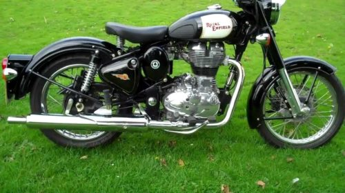 Royal Enfield Kamala Started Life