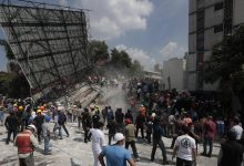 Tsunami alert after 7.4 magnitude earthquake in South Mexico city 2020