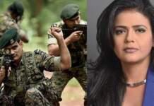 """Pankhuri Pathak attack on Aaj Tak fame """"Shweta Singh"""" over her remarks on Indian Army"""