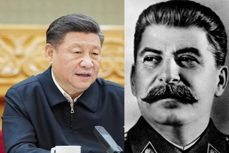 US National Security Advisor said Xi Jinping is the successor of Russian dictator Joseph Stalin