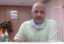 Dy CM Sisodia talks about the collective responsibility of the society to help shape young minds