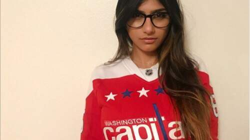 Mia Khalifa after having nose job or surgery post hot pics on Instagram