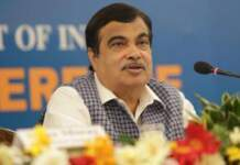 Nitin Gadkari chairs the Group on Infrastructure meeting  Chairman Railway Board, DG Forests and DG Roads to meet every month for thrashing out issues
