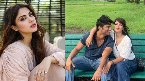 Did Sushant sent his girlfriend Riya home before committing suicide?