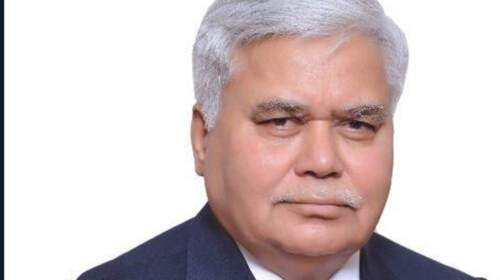 R.S. Sharma: TRAI to hold discussion with Urban Min to incorporate telecom infrastructure in National Building Code