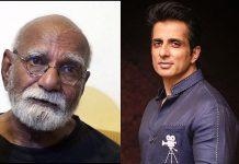 Sonu Sood comes to assist 'Munna Bhai MBBS' side actor Surendra Rajan, told him to send back home