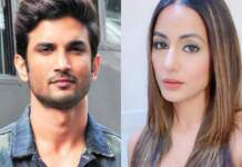 Hina Khan is restless after Sushant Singh Rajput's death, she is talking day and night