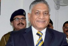 VK Singh former Army Chief: Clash between Indian-Chinese soldiers due to fire in tent