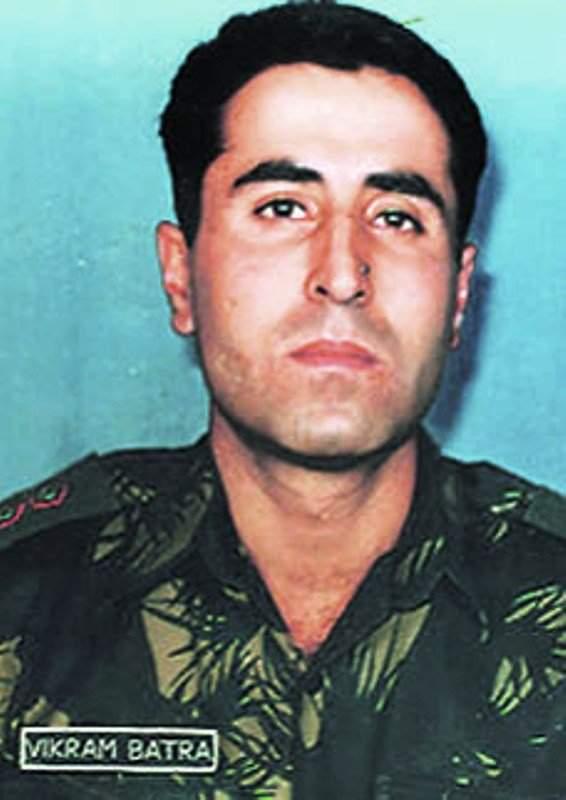 vikram batra sher shah vikram batra kargil war captain vikram batra kargil war capt vikram batra kargil war Sher Shah of Kargil