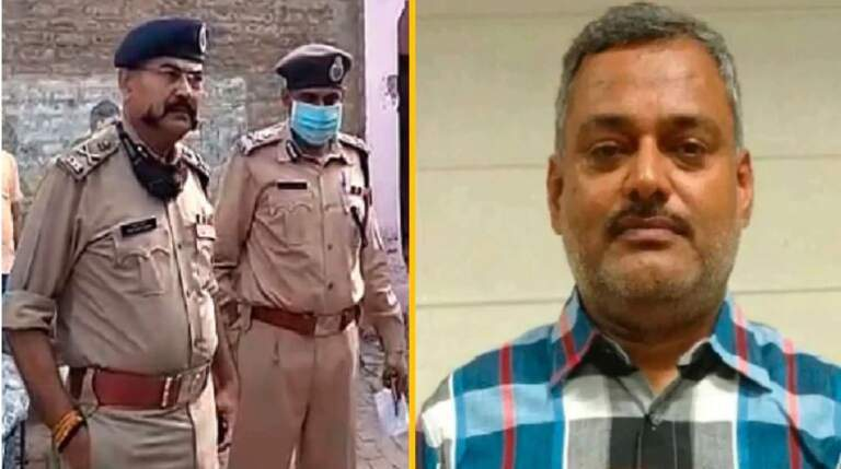 More than 25 teams, raids in more than 100 places, yet out of grip 8 policemen's killer Vikas Dubey