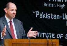 Philip Barton High Commissioner News: I have a special relationship...