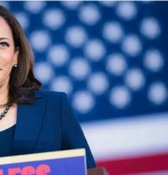 Indian American : Kamala Harris of the Democratic Party may be the Vice Presidential candidate in November elections  🇺🇸
