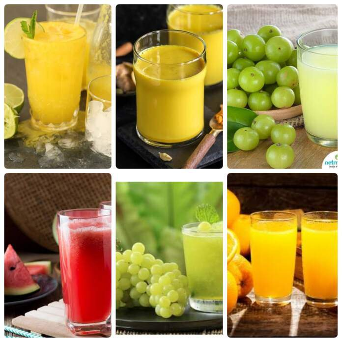 immunity booster drinks Immune system juice Summer drinks Amla Juice WATERMELON JUICE