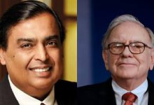 Mukesh Ambani gets ahead of Warren Buffett in fortune! Ambani is now 8th richest in the world