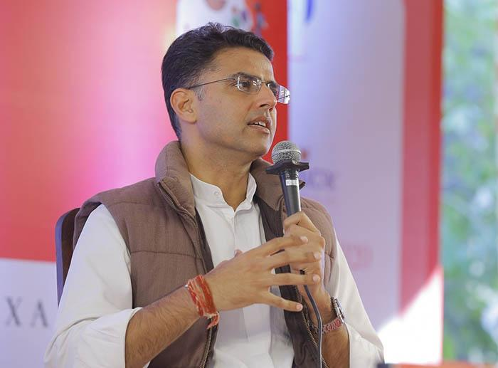 Ashok Gehlot government in minority: Sachin Pilot