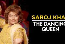 Saroj Khan dead: choreographer Passes away at 71 due to cardic arrest