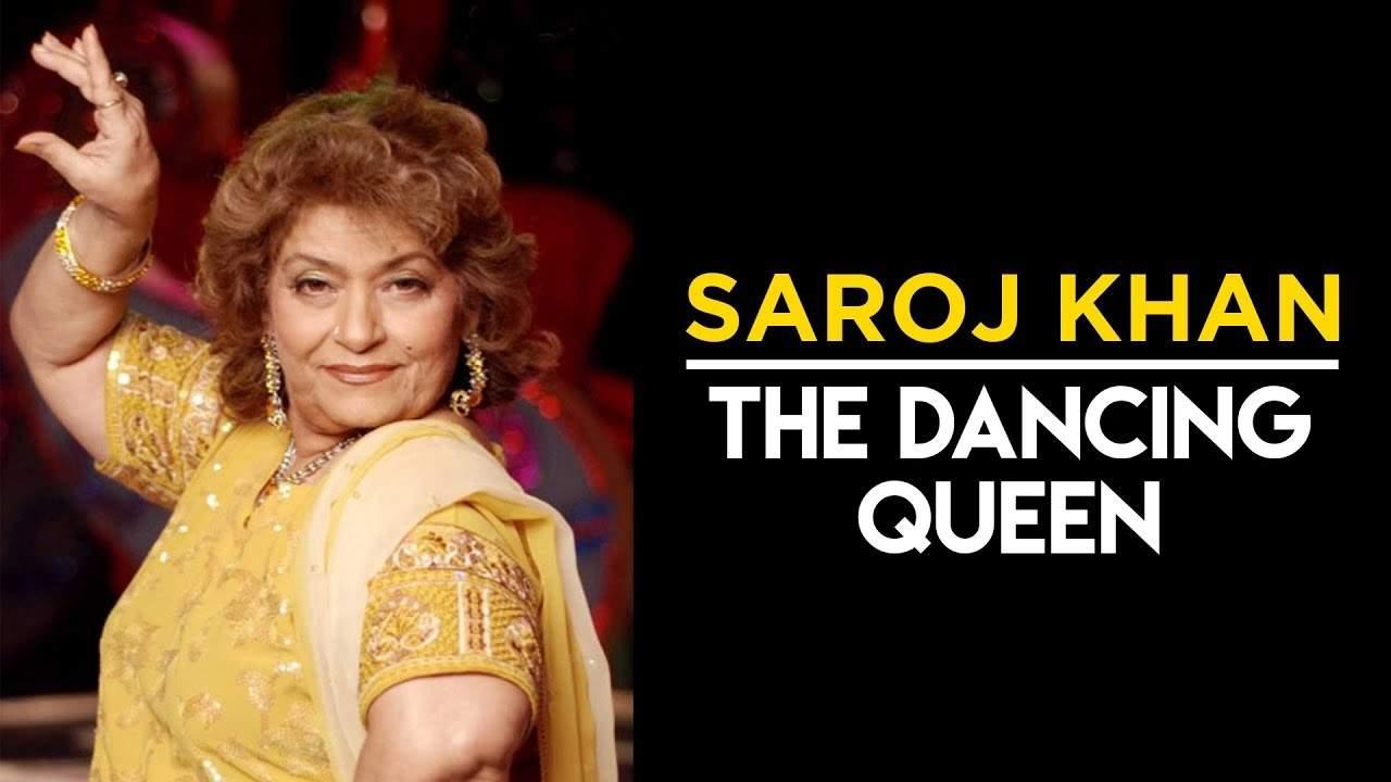 Saroj Khan news National Award choreographer death cardiac arrest
