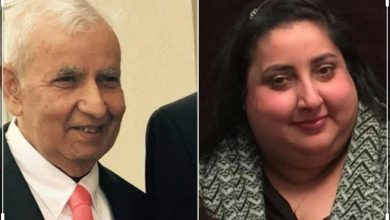 Photo of Satyendra Khannaand Priya Khanna Death news: New Jersey doctors