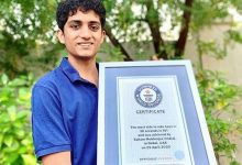 17 year old Delhi boy breaks Guinness World record for most hops