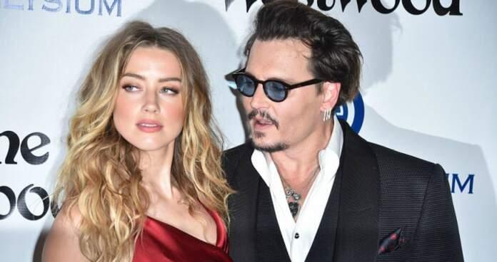 Johnny Depp Amber Heard assault Johnny Depp Amber Heard abuse news smashed cupboards dress modest clothes