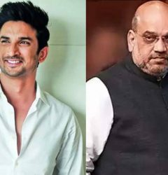 Amit Shah directed Sushant Singh Rajput case to be given to CBI
