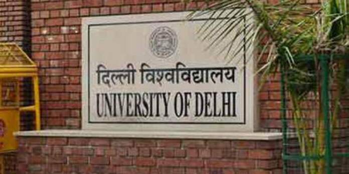 DU Open Book Exams DU mock exams delhi university