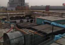 Noida DLF Mall of India news: Roof collapsed, Video goes viral