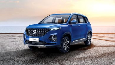 Photo of MG Hector plus revealed!! Everything you need to know about this new 6 seater SUV!