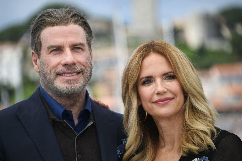 Hollywood actress Kelly Preston dies John Travolta love of the game