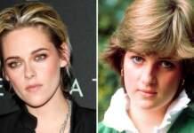 "Kristen Stewart is in ""Spencer"", 'Blue Eyes Green Dreams' Diana biopic"