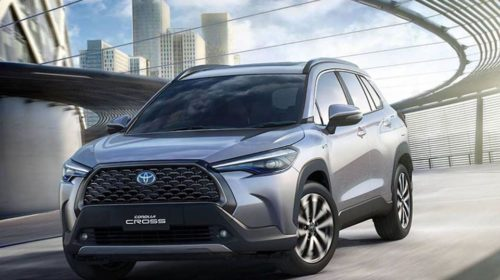 2021 Toyota Corolla Cross SUV, Expected to Launch in India by 2021