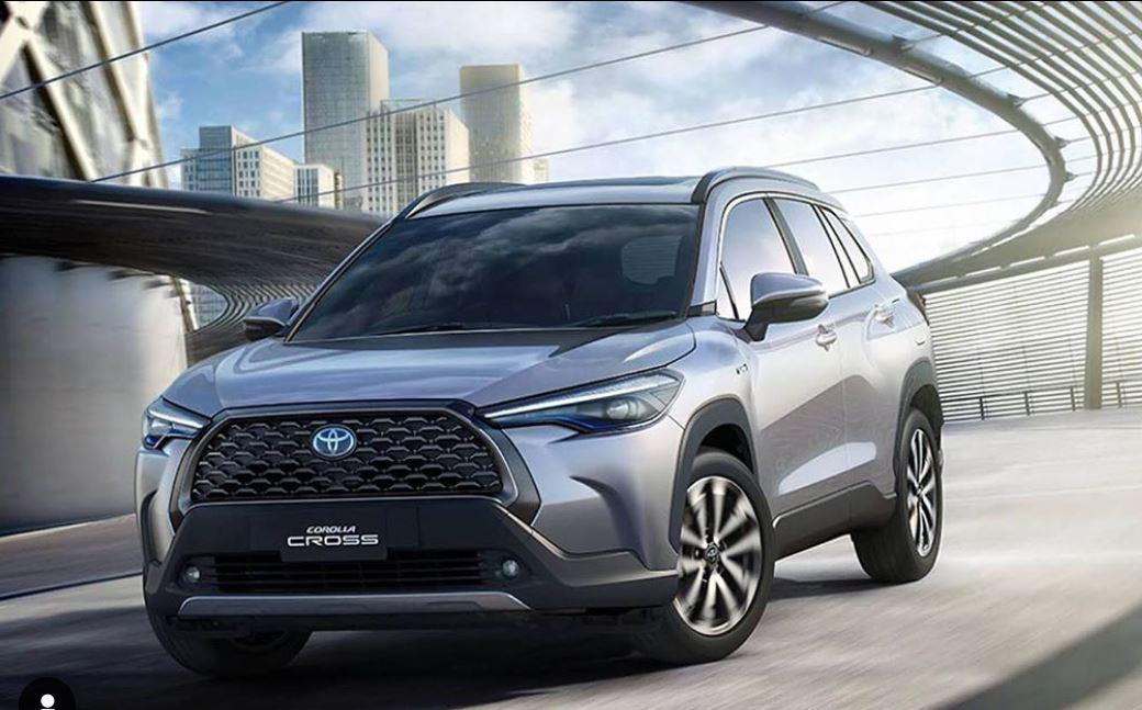 Photo of 2021 Toyota Corolla Cross SUV, Expected to Launch in India by 2021