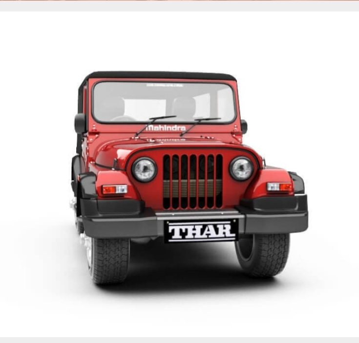 Mahindra releases Mahindra Thar 2020 model. Look what's new in the second generation Thar