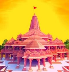 Construction of Ram temple started, ready to deal with all kinds of problems