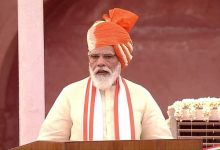 Army gives answer to eye-lifters from LOC to LAC: PM Modi