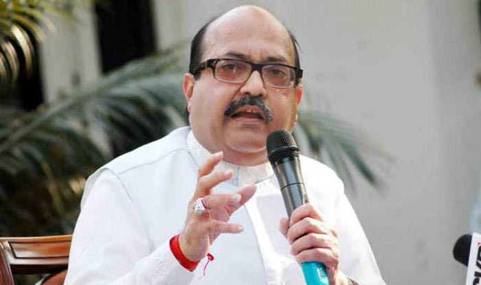 Samajwadi Party leader Amar Singh died Amar Singh Last video