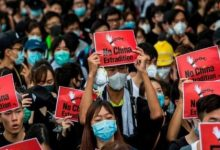 Hong Kong government scared of democracy supporters, postponed election for one year citing Corona