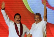 Parliamentary elections in Sri Lanka: The Rajapaksa brothers' party towards an overwhelming majority