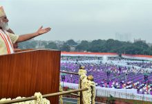 PM Modi made 10 big announcements in one and half hour speech