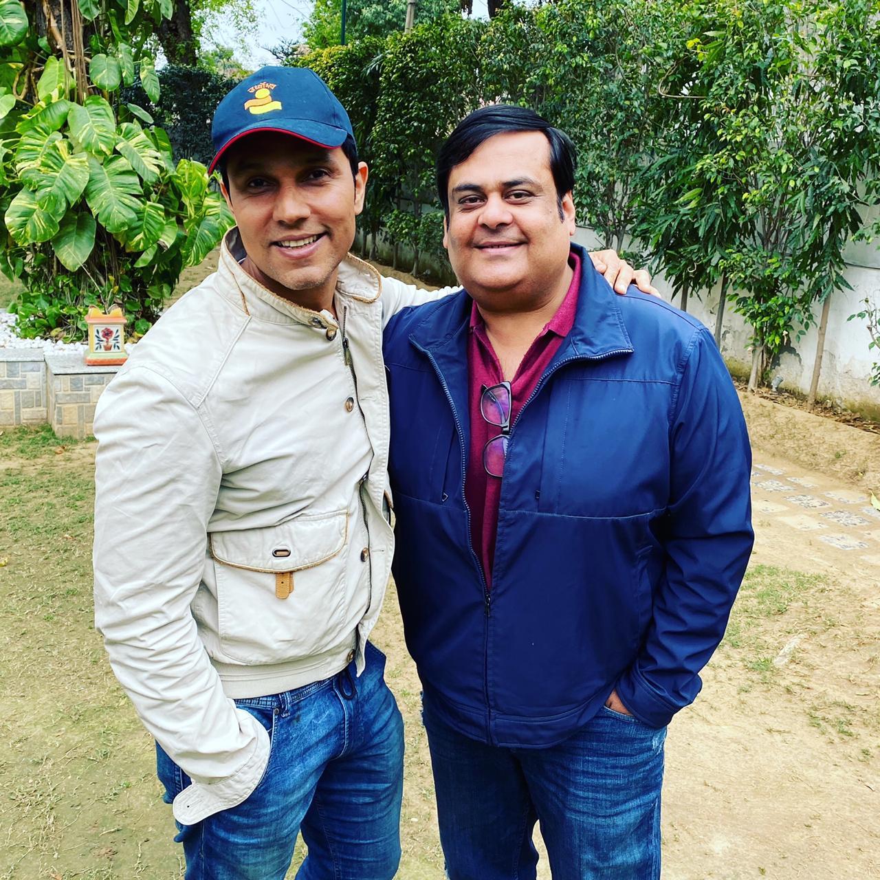 Rahul Mittra offers gratitude as Saheb Biwi Aur Gangster