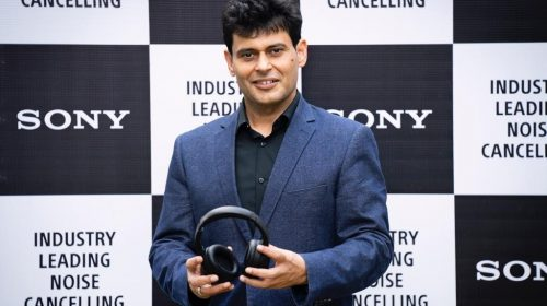 Sony launches new over-ear WF-1000XM3 headphone in India