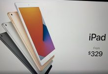 Apple's new iPad 8: affordable and strong