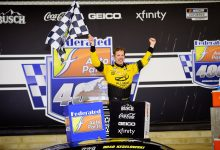 NASCAR Cup Series : Keselowski dominates to secure fourth win of the season