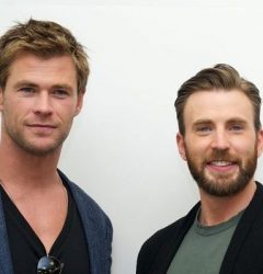 Chris Hemsworth Latest leaked Photos and Pics... Click to see more
