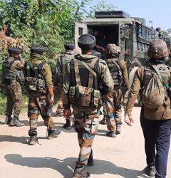 Three Lashkar terrorists arrested in Jammu and Kashmir, arms sent from Pakistani drones recovered