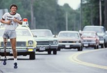 Google remembers Canadian athlete and cancer activist Terry Fox