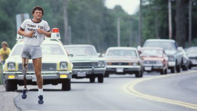 Photo of Google remembers Canadian athlete and cancer activist Terry Fox
